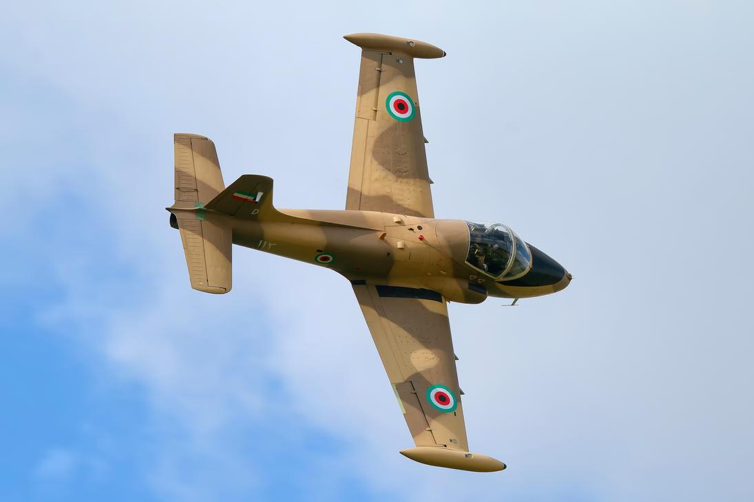 BAC Strikemaster Mk.80a by Daniel-Wales-Images