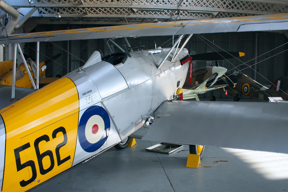 Hawker Nimrod II by Daniel-Wales-Images