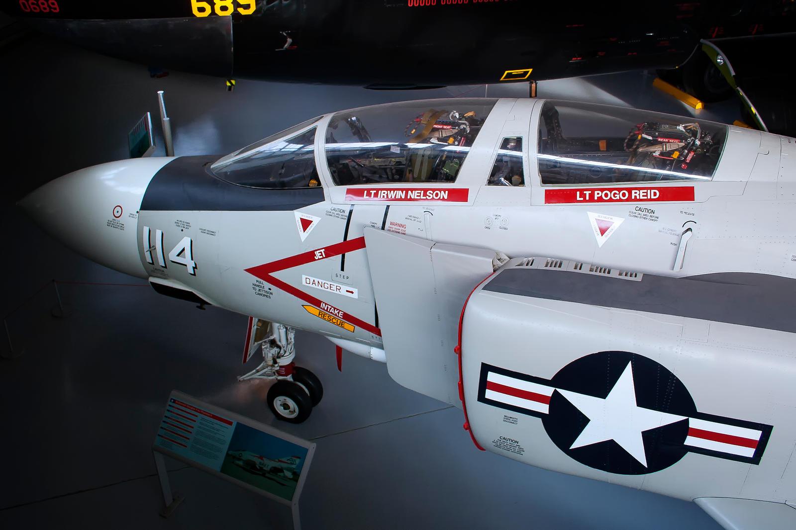McDonnell Douglas F-4J Phantom II by Daniel-Wales-Images