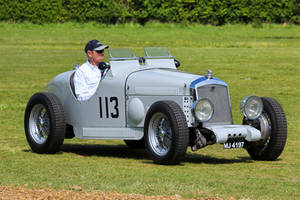 1934 Wolseley Hornet Special by Daniel-Wales-Images