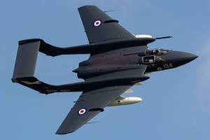 de Havilland Sea Vixen FAW2 by Daniel-Wales-Images