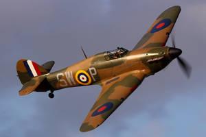 Hawker Hurricane Mk.IIa