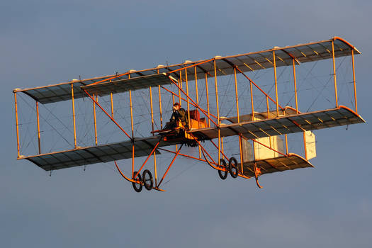 Bristol Boxkite (Reproduction)