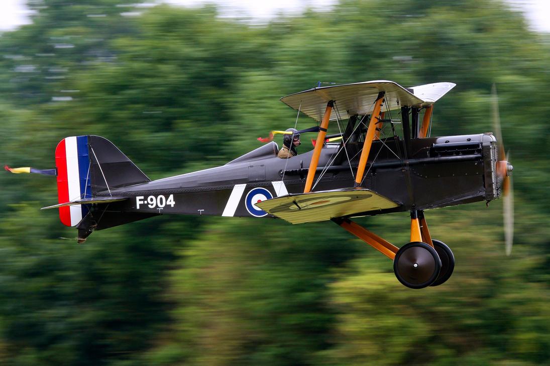 Royal Aircraft Factory S E 5a  Original  By Daniel