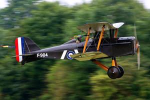 Royal Aircraft Factory S.E.5a (Original) by Daniel-Wales-Images