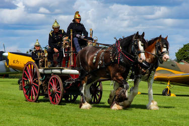 1876 Shand Mason Steam Fire engine by Daniel-Wales-Images