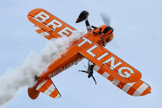 The Breitling Wingwalkers