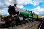 GWR Hall Class 4-6-0 6960 Raveningham Hall
