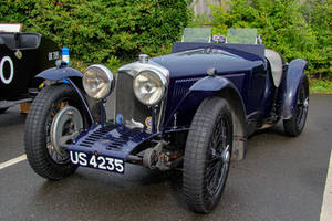 1935 Riley 12/4 Special by Daniel-Wales-Images