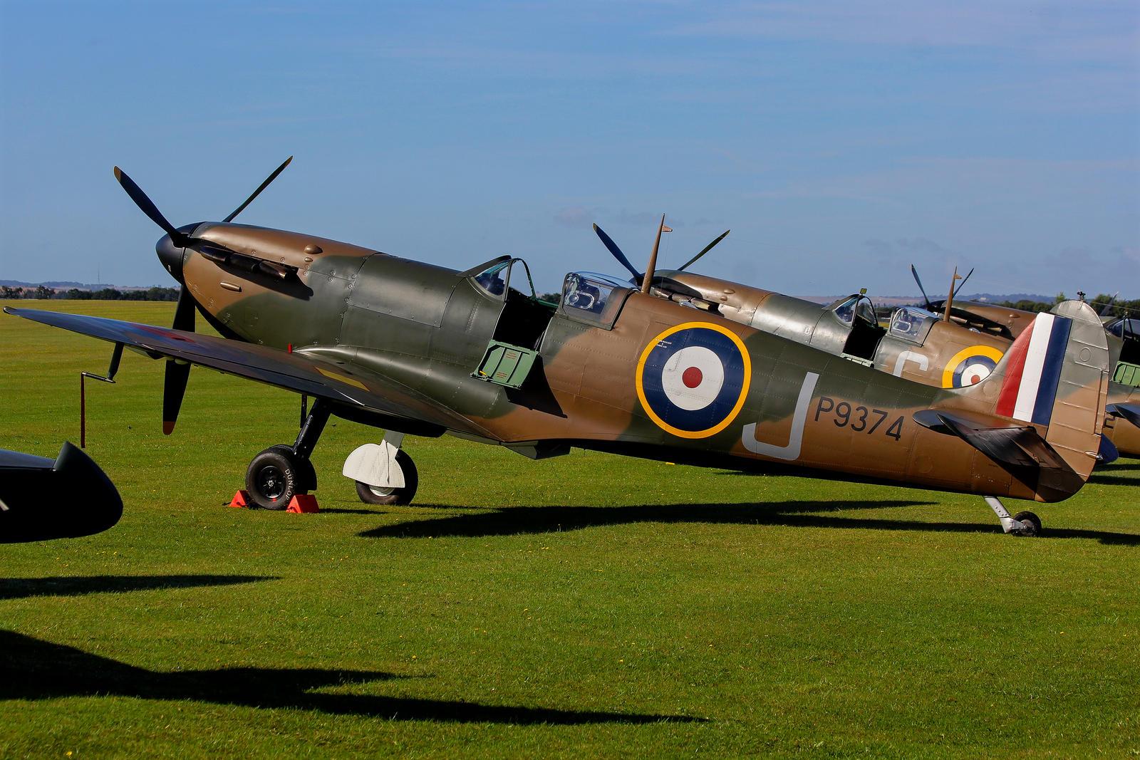 Картинки: Supermarine Spitfire mk ia