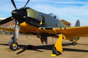 Hawker Fury Mk.II by Daniel-Wales-Images