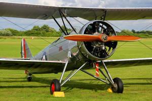 Avro Tutor by Daniel-Wales-Images