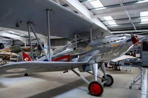 Hawker Fury I (Replica) by Daniel-Wales-Images