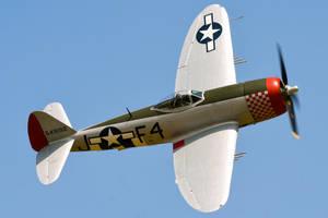 Republic P-47D Thunderbolt by Daniel-Wales-Images