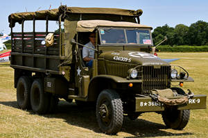 Gmc Cckw 353 Deuce and a half by Daniel-Wales-Images