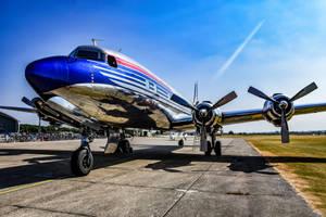 Douglas DC-6B by Daniel-Wales-Images