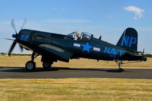 Chance Vought F4U-5NL Corsair by Daniel-Wales-Images