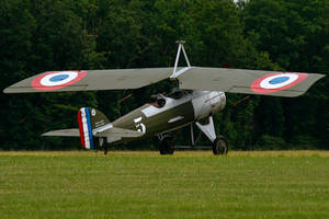 Morane Saulnier MS.138 by Daniel-Wales-Images
