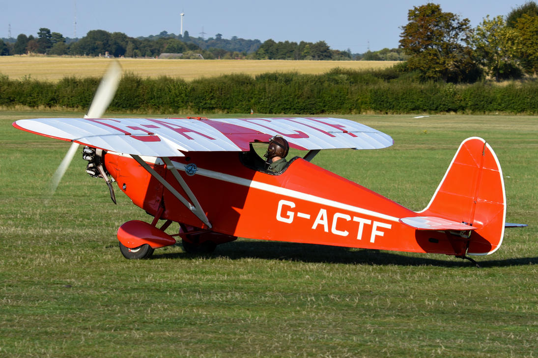Comper C.L.A.7 Swift by Daniel-Wales-Images