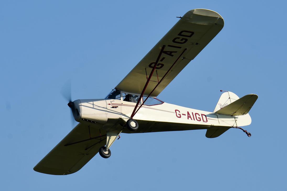 Auster J-1 Autocrat by Daniel-Wales-Images
