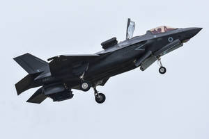 Lockheed Martin F-35B Lightning II by Daniel-Wales-Images