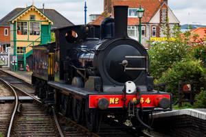 Great Eastern Railway Class Y14 '564' by Daniel-Wales-Images