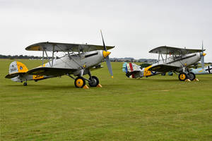 Hawker Nimrod Pair by Daniel-Wales-Images