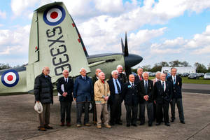Gathering of Veterans and Warbirds