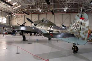 Focke-Wulf FW-190A-8 by Daniel-Wales-Images