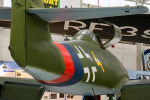 Messerschmitt ME-262 A-2a by Daniel-Wales-Images