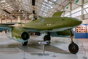 Messerschmitt ME-262 A-1a Schwalbe by Daniel-Wales-Images