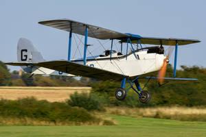 de Havilland DH.60X Hermes Moth by Daniel-Wales-Images