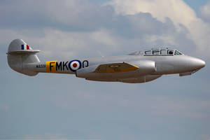 Gloster Meteor T.7 by Daniel-Wales-Images