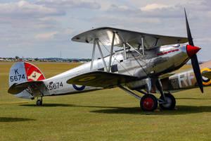 Hawker Fury I by Daniel-Wales-Images