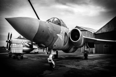 Blackburn Buccaneer S.2B by Daniel-Wales-Images