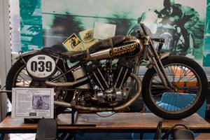 1927 Brough Superior 1000cc by Daniel-Wales-Images