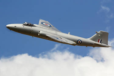 English Electric Canberra PR9 by Daniel-Wales-Images