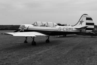 Yakovlev Yak-52 by Daniel-Wales-Images