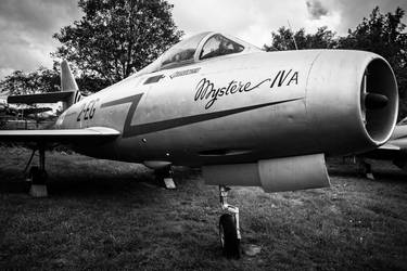 Dassault Mystere by Daniel-Wales-Images