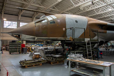 Handley Page Victor B.1a by Daniel-Wales-Images