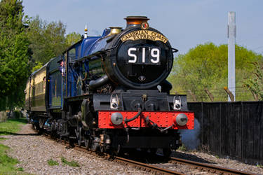 GWR King Class '6023' King Edward II by Daniel-Wales-Images