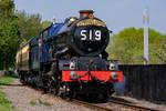 GWR King Class '6023' King Edward II