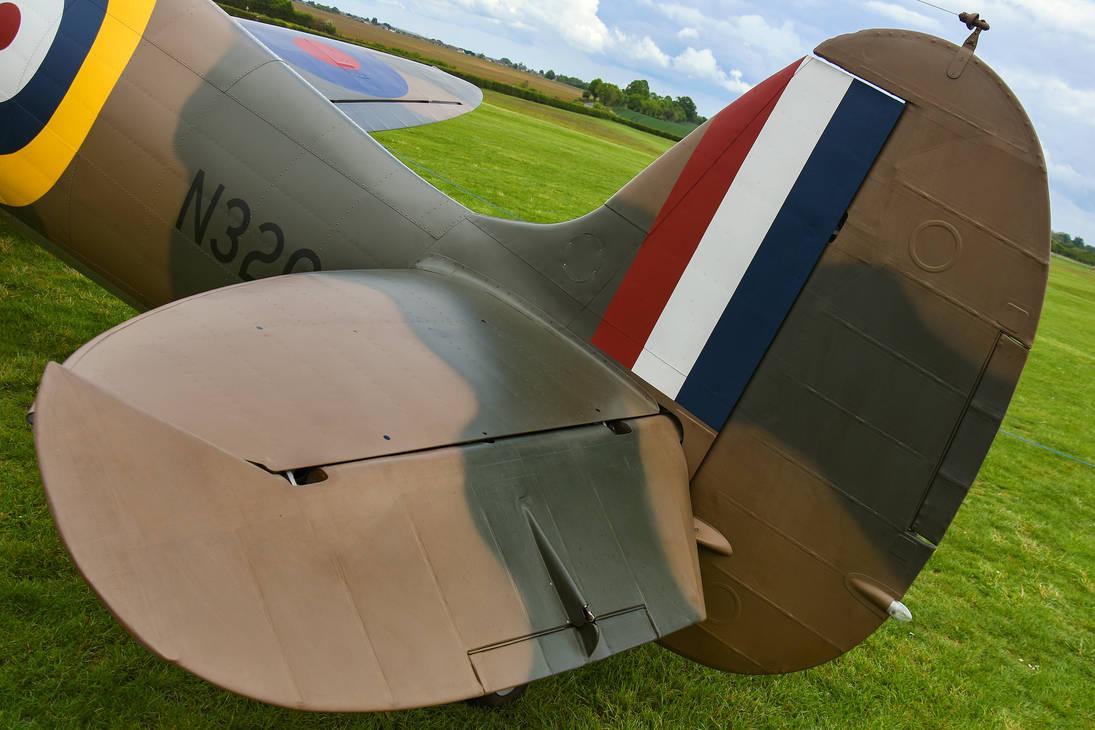 Supermarine Spitfire Mk.Ia by Daniel-Wales-Images