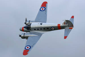Avro Anson C.19 by Daniel-Wales-Images