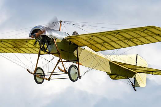 1912 Blackburn Monoplane Type D (Original)