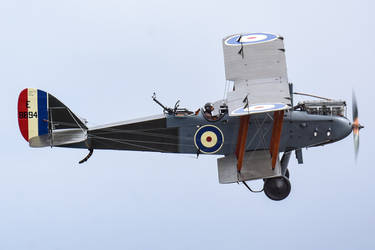 Airco DH.9 (Original) by Daniel-Wales-Images