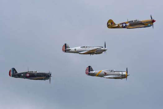 Curtiss Hawks by Daniel-Wales-Images