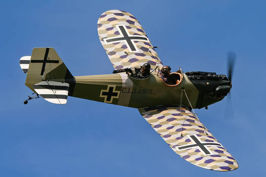 Junkers CL1 Replica (Bowers Fly Baby)