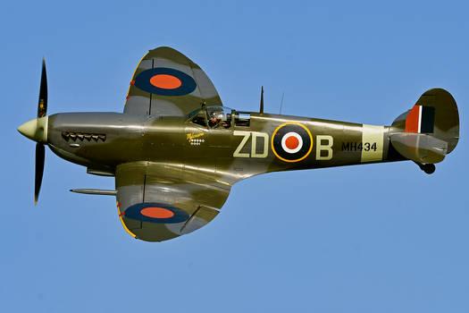 Supermarine Spitfire LF.IXb