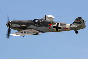 Hispano HA-1112 M1L Buchon (Modified)